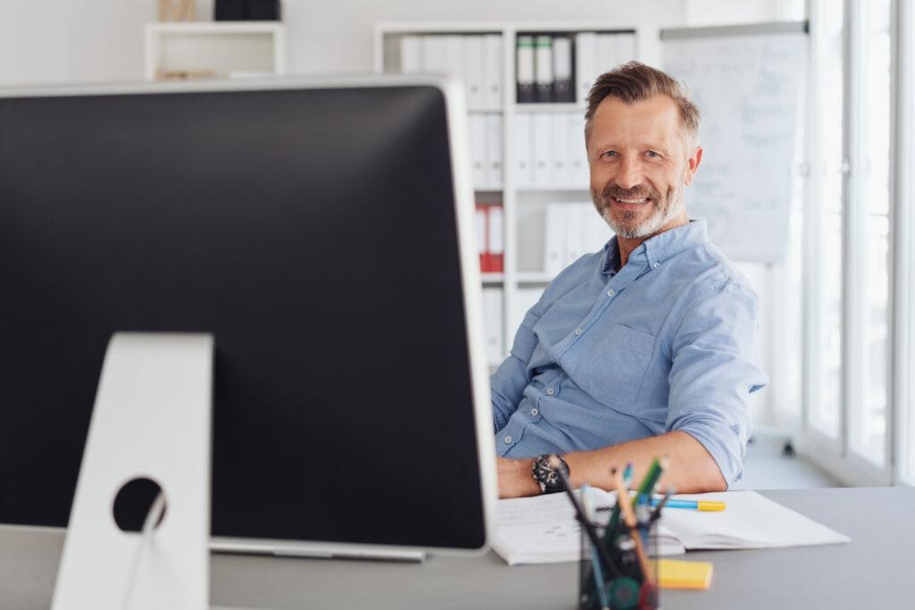 Ik werk alleen: is een kantoor huren interessant?
