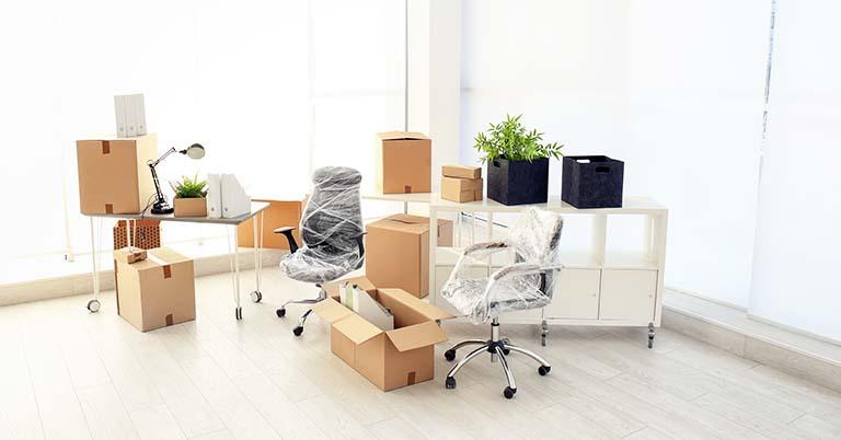 In 6 stappen je kantoor verhuizen zonder kopzorgen